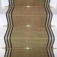 Sisal Boucle Dark Honey (Finished Product)