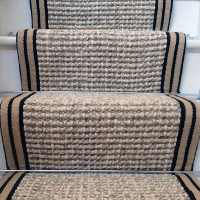 Luxurious Wool and Hemp Carpet
